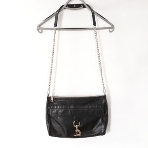 Rebecca Minkoff cross body  black bag